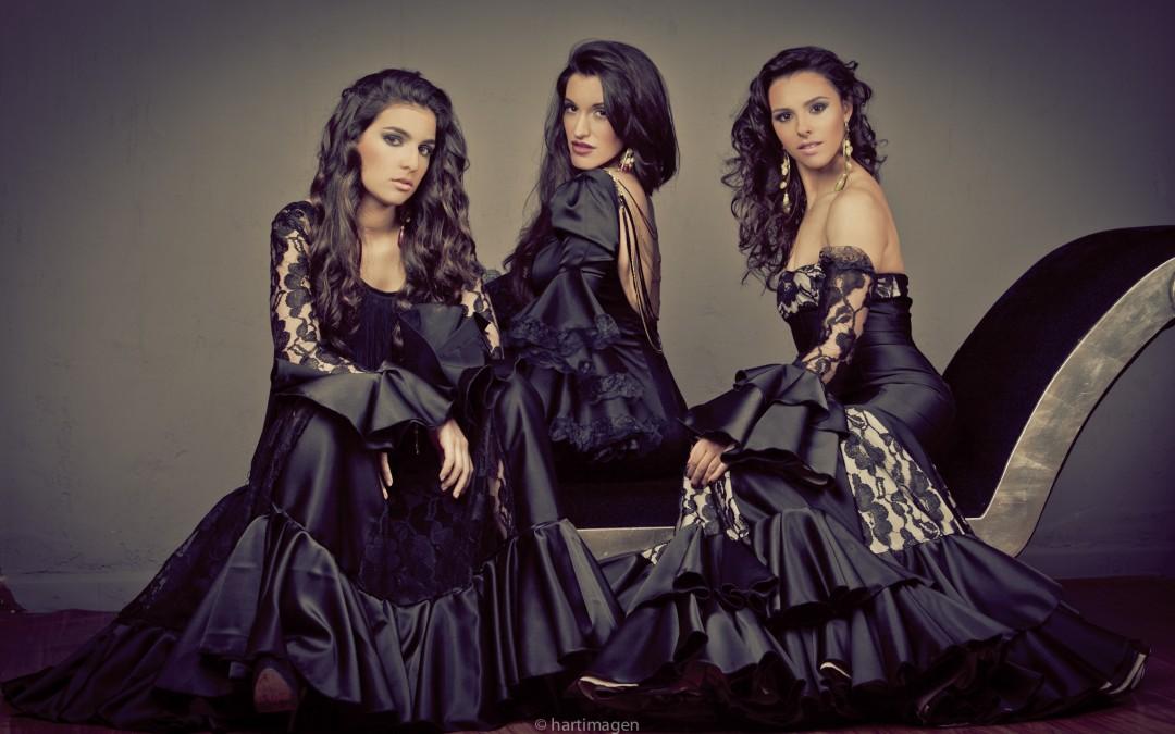 """Colección de moda flamenca """"SEGUNDA PIEL"""""""